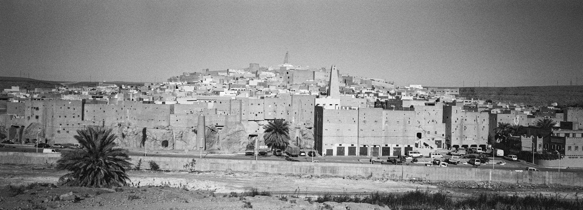 Ksar de Bou Noura dans la vallée du Mzab dans la wilaya de Ghardaïa. 2/02/2016, Bou Noura-ALGERIE.