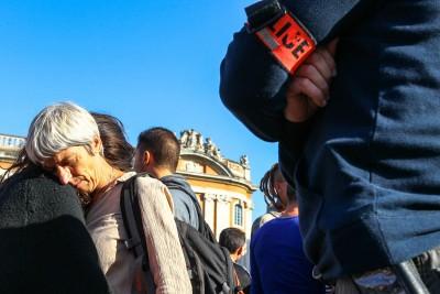 Après la mort de Rémi Fraisse sur la ZAD de Sivens en octobre 2014, des manifestations contre les violences policières se déroulent à Toulouse...