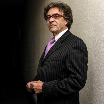 François Cantier, Président d'avocats sans frontières.20/11/06ToulouseCommande pour l'hebdomadaire La Gazette du Midi