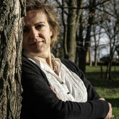 Frédérique Martin, écrivain.21/12/07LoubensCommande pour l'hebdomadaire La Gazette du Midi