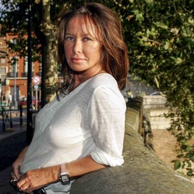 """Marie-Thérèse Perrin, directrice du festival d'art contemporain, """"Le Printemps der Septembre"""".3/09/07ToulouseCommande pour l'hebdomadaire La Gazette du Midi"""